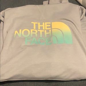 North face classic fit hoodie XL